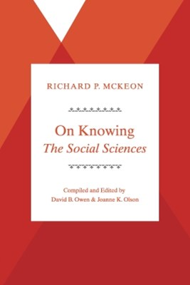 (ebook) On Knowing--The Social Sciences