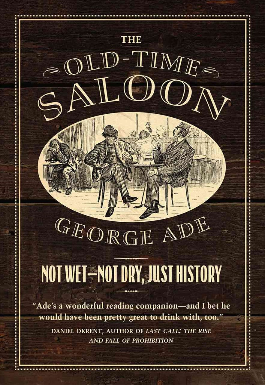Old-Time Saloon