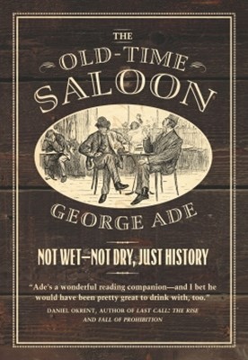 (ebook) The Old-Time Saloon
