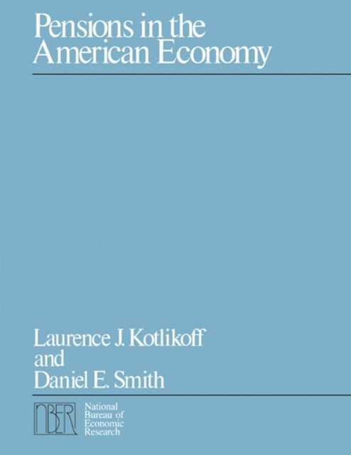 (ebook) Pensions in the American Economy