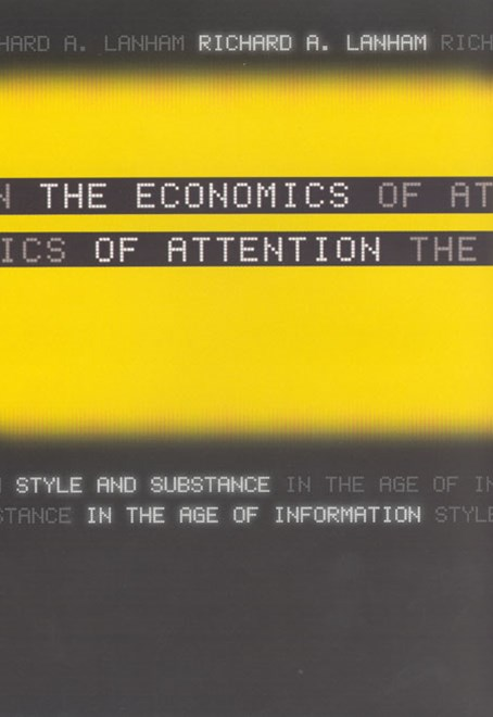 The Economics of Attention