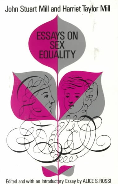 Essays on Sex Equality