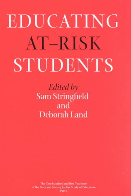 Educating at-Risk Students
