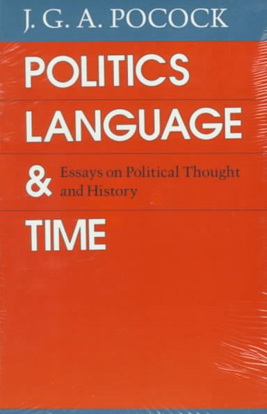 Politics, Language, and Time