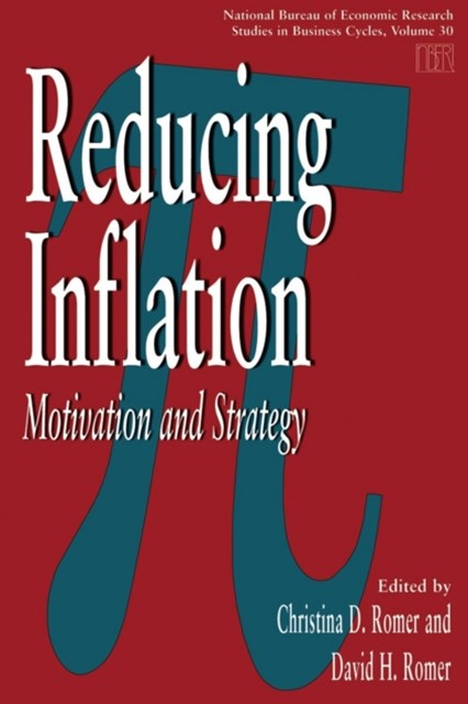 (ebook) Reducing Inflation