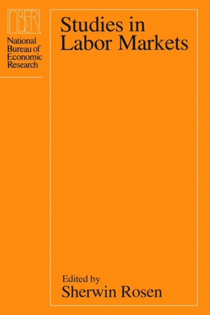 (ebook) Studies in Labor Markets