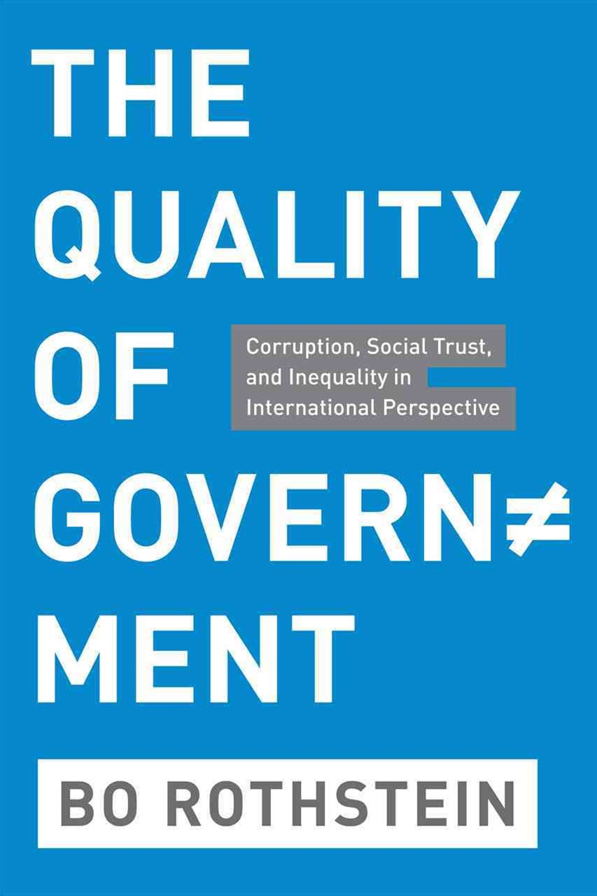 Quality of Government
