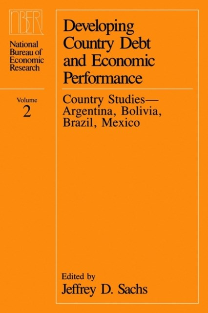 Developing Country Debt and Economic Performance, Volume 2