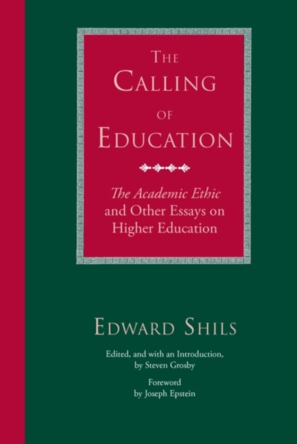 Calling of Education