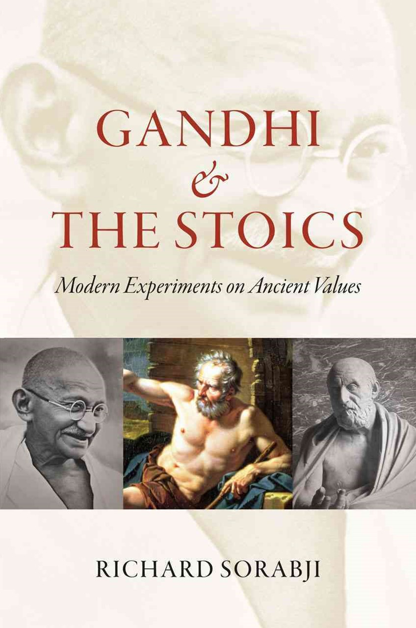 Gandhi and the Stoics