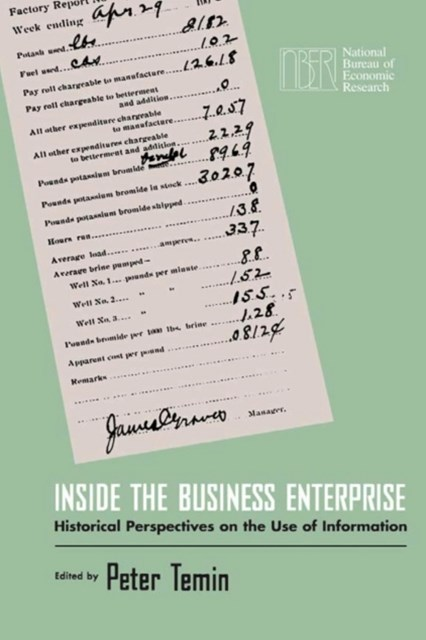 (ebook) Inside the Business Enterprise