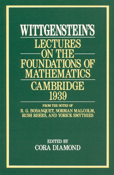 Lectures on the Foundations of Mathematics: Cambridge
