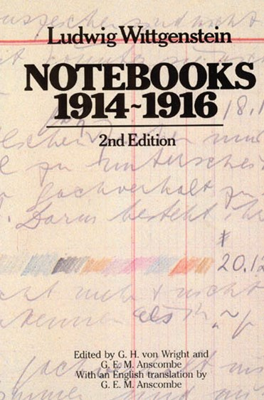 Notebooks, 1914-1916