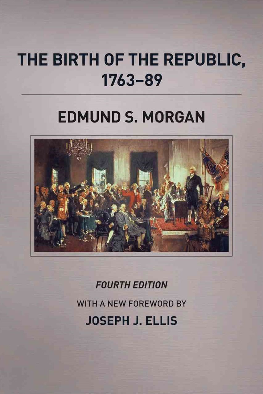 "book review edmund morgan american Book reviews and commentary on politics about me saturday, 4 july 2009 ""american heroes"", by edmund s morgan (ww norton) and american heroes is a."