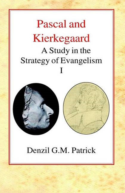 Pascal and Kierkegaard