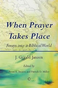 When Prayer Takes Place