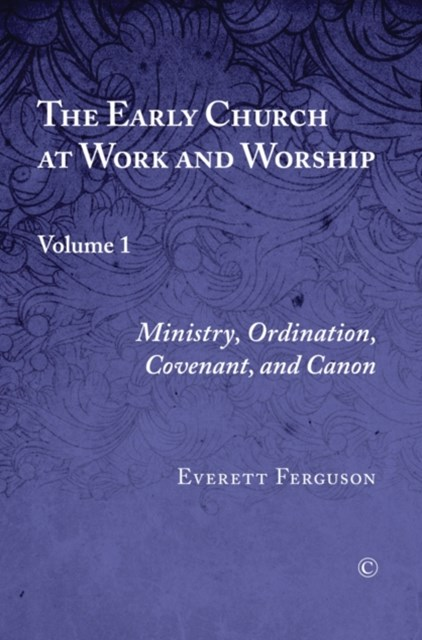 (ebook) Early Church at Work and Worship