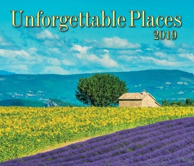 Unforgettable Places 2019