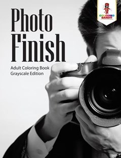 Photo Finish by Coloring Bandit (9780228204459) - PaperBack - Art & Architecture Art Technique