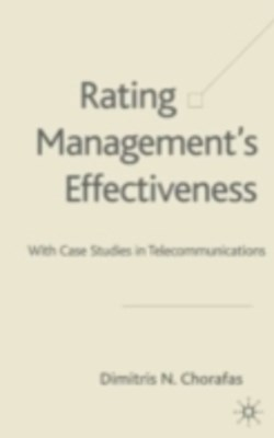 Rating Management's Effectiveness