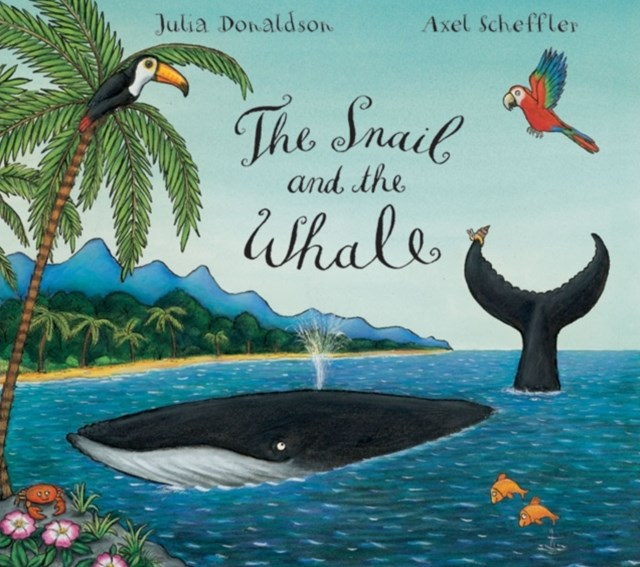Snail and the Whale Big Book