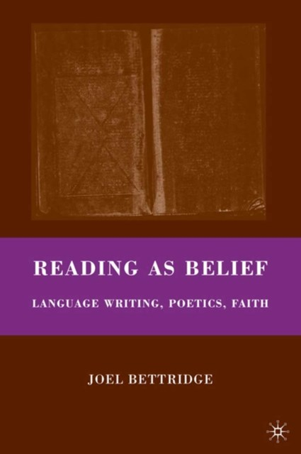 Reading as Belief