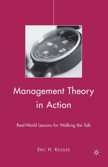(ebook) Management Theory in Action