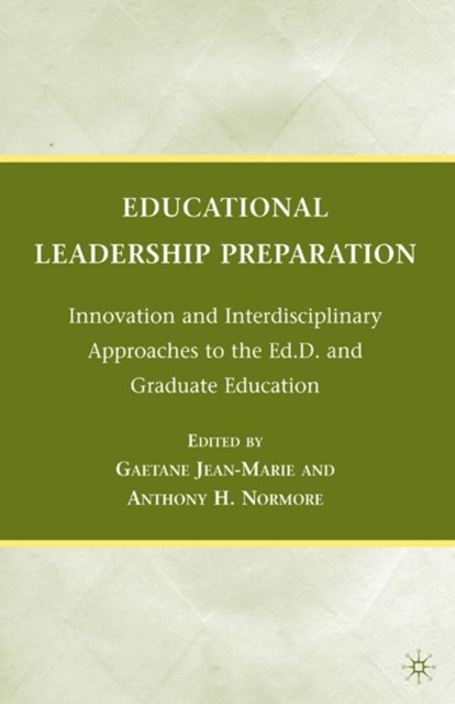Educational Leadership Preparation