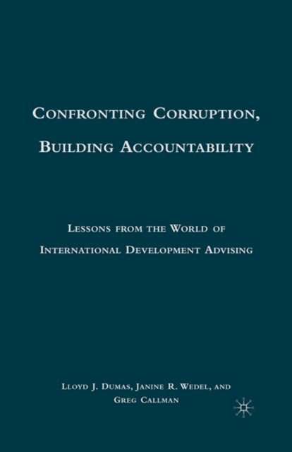 Confronting Corruption, Building Accountability