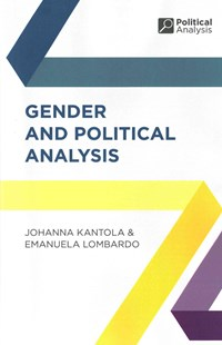 Gender and Political Analysis by Johanna Kantola, Emanuela Lombardo (9780230214194) - PaperBack - Politics Political Issues