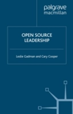 Open Source Leadership