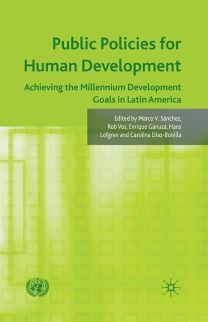 Public Policies for Human Development