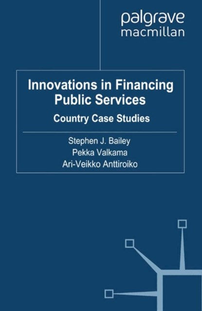 Innovations in Financing Public Services
