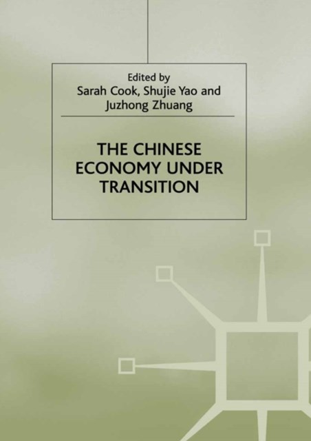 Chinese Economy under Transition