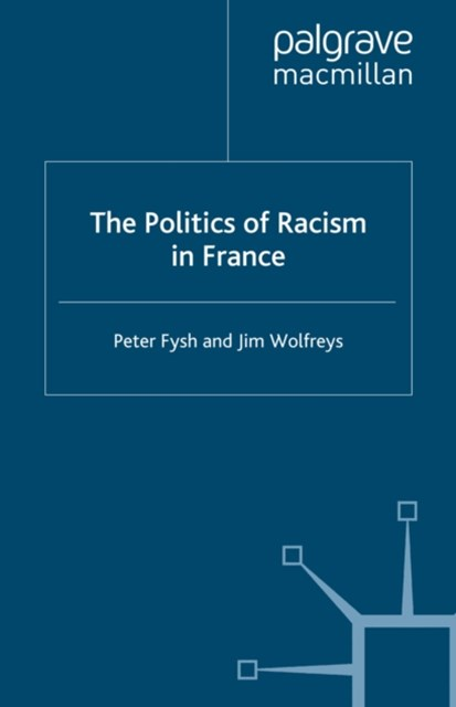 Politics of Racism in France