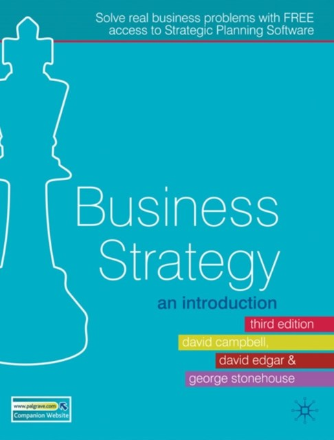 (ebook) Business Strategy