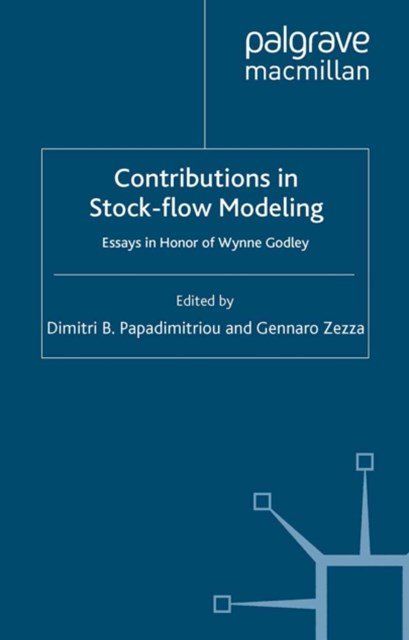 Contributions to Stock-Flow Modeling