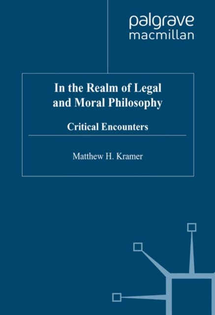 In the Realm of Legal and Moral Philosophy