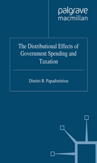 Distributional Effects of Government Spending and Taxation