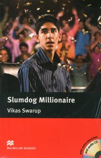 Macmillan Readers: Slumdog Millionaire with CD Pack - Modern & Contemporary Fiction General Fiction