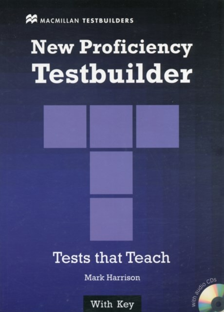 New Proficiency Testbuilder with Key Pack