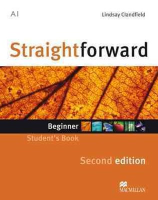 Straightforward Second Edition Student's Book Beginner Level