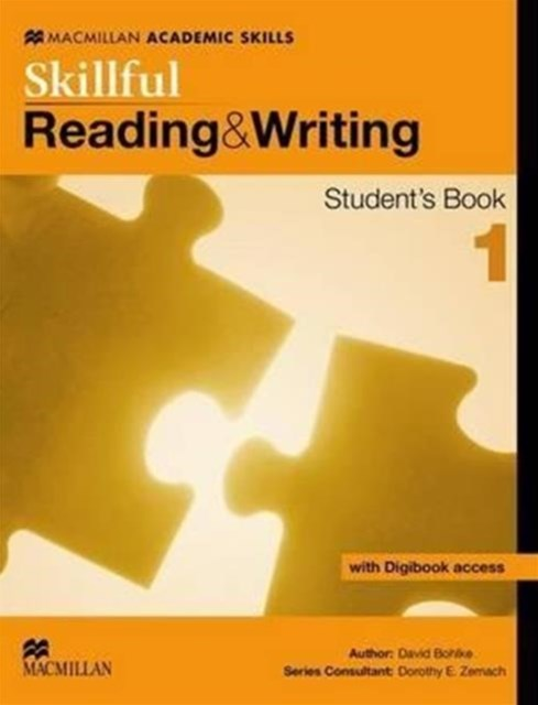 Skillful Reading and Writing Student's Book + Digibook Level 1