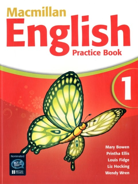Macmillan English Practice Book & CD-ROM Pack New Edition Level 1