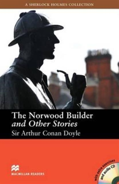 Macmillan Readers: The Norwood Builder and Other Stories with CD Intermediate Level