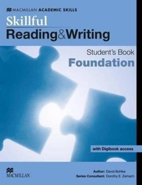 Skillful Reading and Writing Student's Book + Digibook Foundation Level