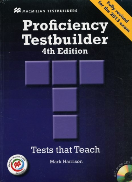 New Proficiency Testbuilder Student Book - Key + MPO Pack