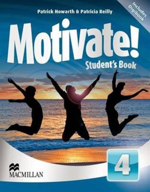 Motivate! Student's Book Pack Level 4