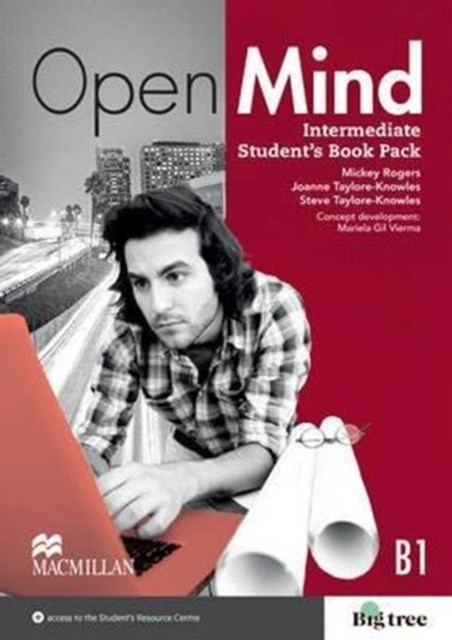 Open Mind British Edition Intermediate Level Student's Book Pack