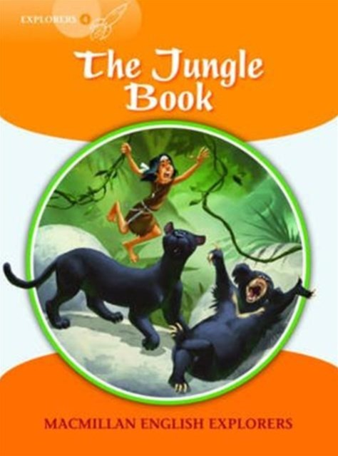 Macmillan English Explorers 4 the Jungle Book